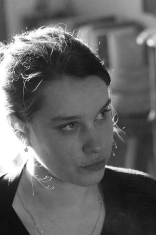 Laura Nattiez, sociologue, membre de l'Equipex MATRICE (2015 - 2018)