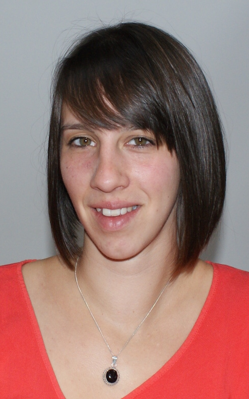 Charline Hellec, historienne, membre de l'Equipex MATRICE