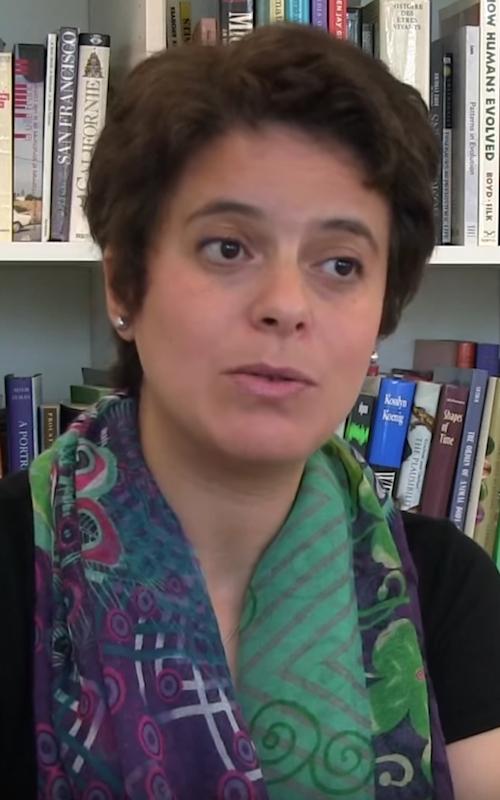 Salma Mesmoudi, ingénieure de recherche, membre de l'Equipex MATRICE